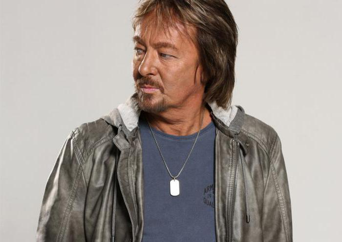 Chris Norman Biografia